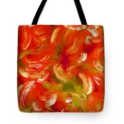 Abstract In Motion  Tote Bag