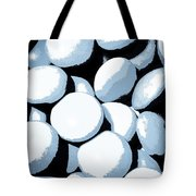 Abstract In Selenium Tote Bag