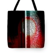 Abstract In The Rain Tote Bag