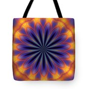 Abstract Kaleidoscope Tote Bag