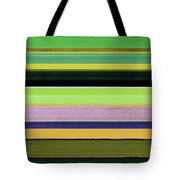 Abstract Landscape - The Highway Series Lll Tote Bag