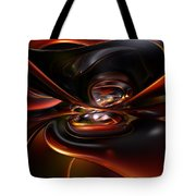 Abstract Lava Flow Fx  Tote Bag