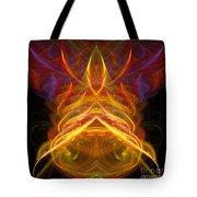 Abstract Ninety-five Tote Bag