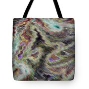Abstract Pastel Art Tote Bag