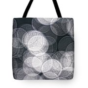Abstract Photo Of Light Reflecting Tote Bag