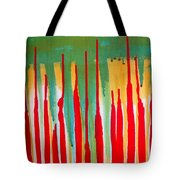 Spilled Shadows  Tote Bag