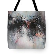 Abstract Seascape00100 Tote Bag