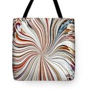 Abstract Seashells Tote Bag