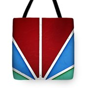 Abstract Sign Tote Bag