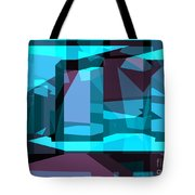 Abstract Sin 29 Tote Bag