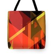 Abstract Sin 31 Tote Bag