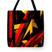 Abstract Sine P 2 Tote Bag