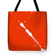 Abstract Splash 7 Tote Bag