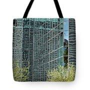 Abstract Walls Tote Bag