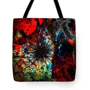 Abstracted  Tote Bag