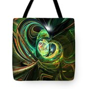Abstracted Love Fx  Tote Bag