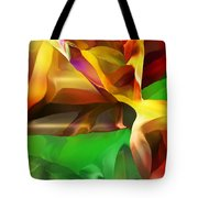 Abstraction 091412 Tote Bag