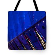 Academy Chapel Interior Tote Bag