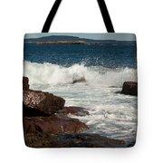 Acadian Shore Tote Bag