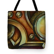 'access Denied' Tote Bag by Michael Lang