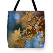 Acer Autumn Tote Bag