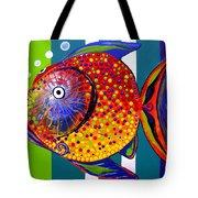 Acidfish 60 Tote Bag