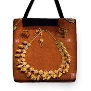 Acorn Necklace Tote Bag