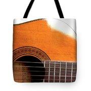 Acoustic Guitar 15 Tote Bag