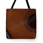 Acoustic Guitar 21 Tote Bag