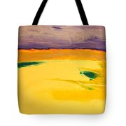 Across The Field Tote Bag