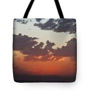 Across The Plains Tote Bag