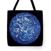 Acrylic Planet In Space - 2006 Tote Bag