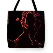 Act In The Bedroom Tote Bag