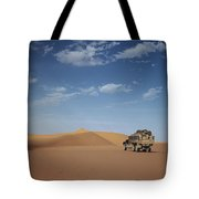 Ad Dahna Is The Red Sand Desert, Twenty Tote Bag