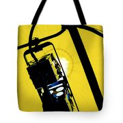 Adding Fuel To The Fire Tote Bag