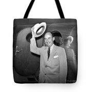 Adlai Stevenson (1900-1965) Tote Bag by Granger