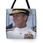 Admiral Eric T. Olson Speaks Tote Bag