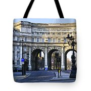 Admiralty Arch In Westminster London Tote Bag
