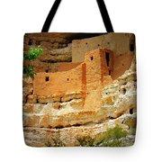 Adobe Cliff Dwelling Tote Bag