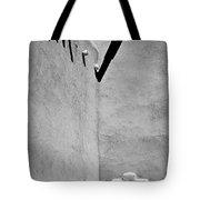 Adobe Wall And Pot Tote Bag