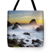 Adraga Beach Tote Bag
