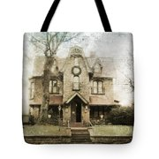 Adrienne's Bed And Breakfast Tote Bag