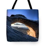 Adrift At Olympic Tote Bag