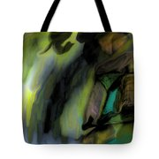 Adrift In The Storm Tote Bag