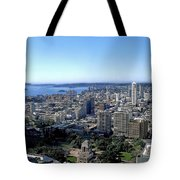 Aerial View - Sydney Harbour Tote Bag