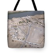 Aerial View Of Unknown Forward Tote Bag