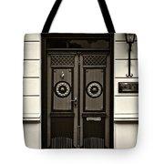 Aeroskobing Sepia Tote Bag