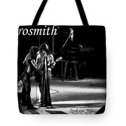 Aerosmith In Spokane 12b Tote Bag
