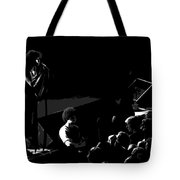 Aerosmith In Spokane 14b Tote Bag