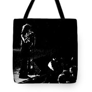 Aerosmith In Spokane 15b Tote Bag